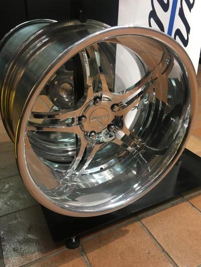 Dominator wheel