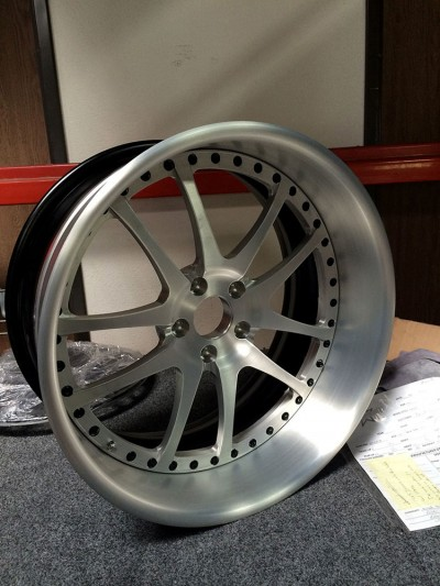HORNET – FORGED BILLET 3-PIECE – PRO TOURING SERIES