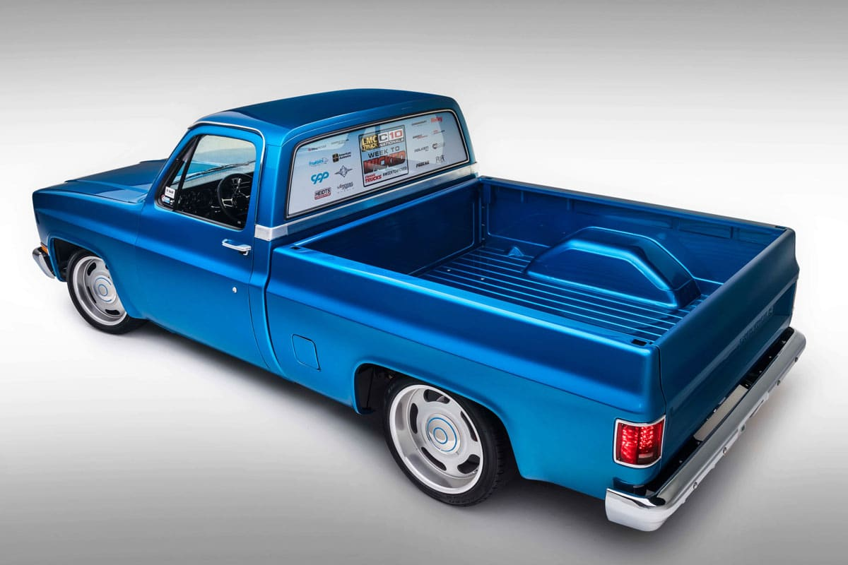 Lmc Truck Chevy >> WEEK TO WICKED - 1985 CHEVY C10   American Legend